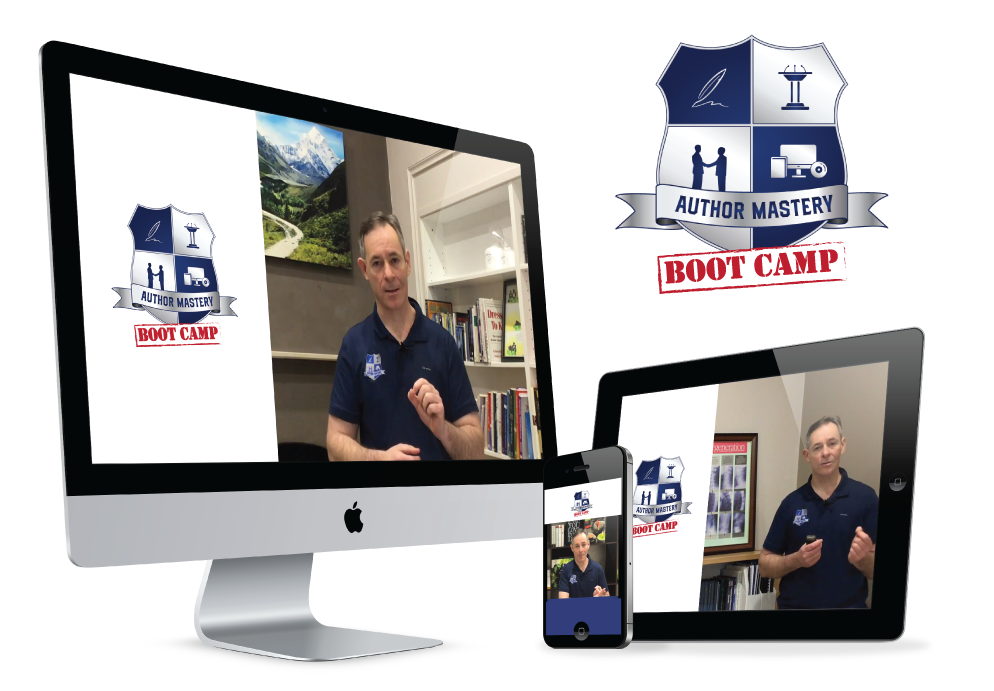 Author Mastery Boot Camp - Book Writing For Chiropractors