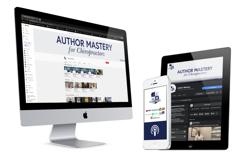 Repurposing Content Online With Author Mastery